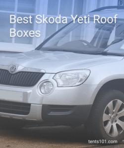Best skoda yeti roof boxes