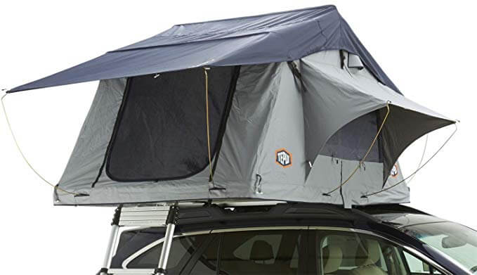 Tepui Explorer Kukenam Rooftop Tent Jeep Grand cherokee