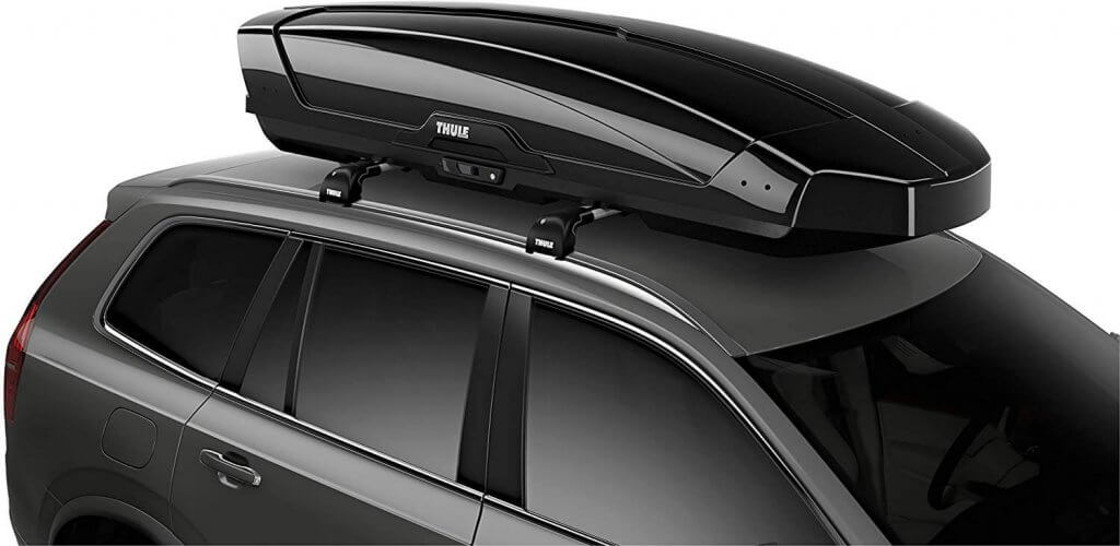 Thule Motion XT Rooftop Cargo Carrier best roof box