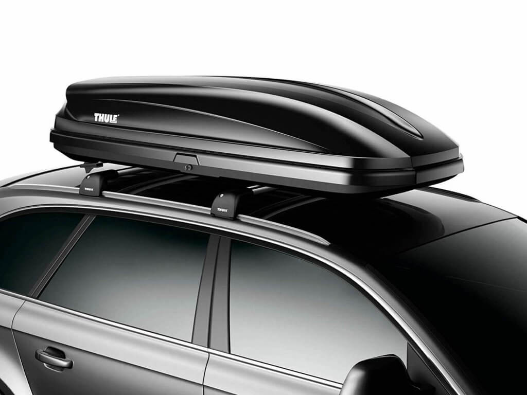 Thule Pulse - best thule cargo box