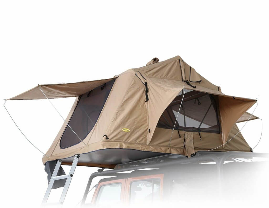 best roof tent for jeep wrangler overlander
