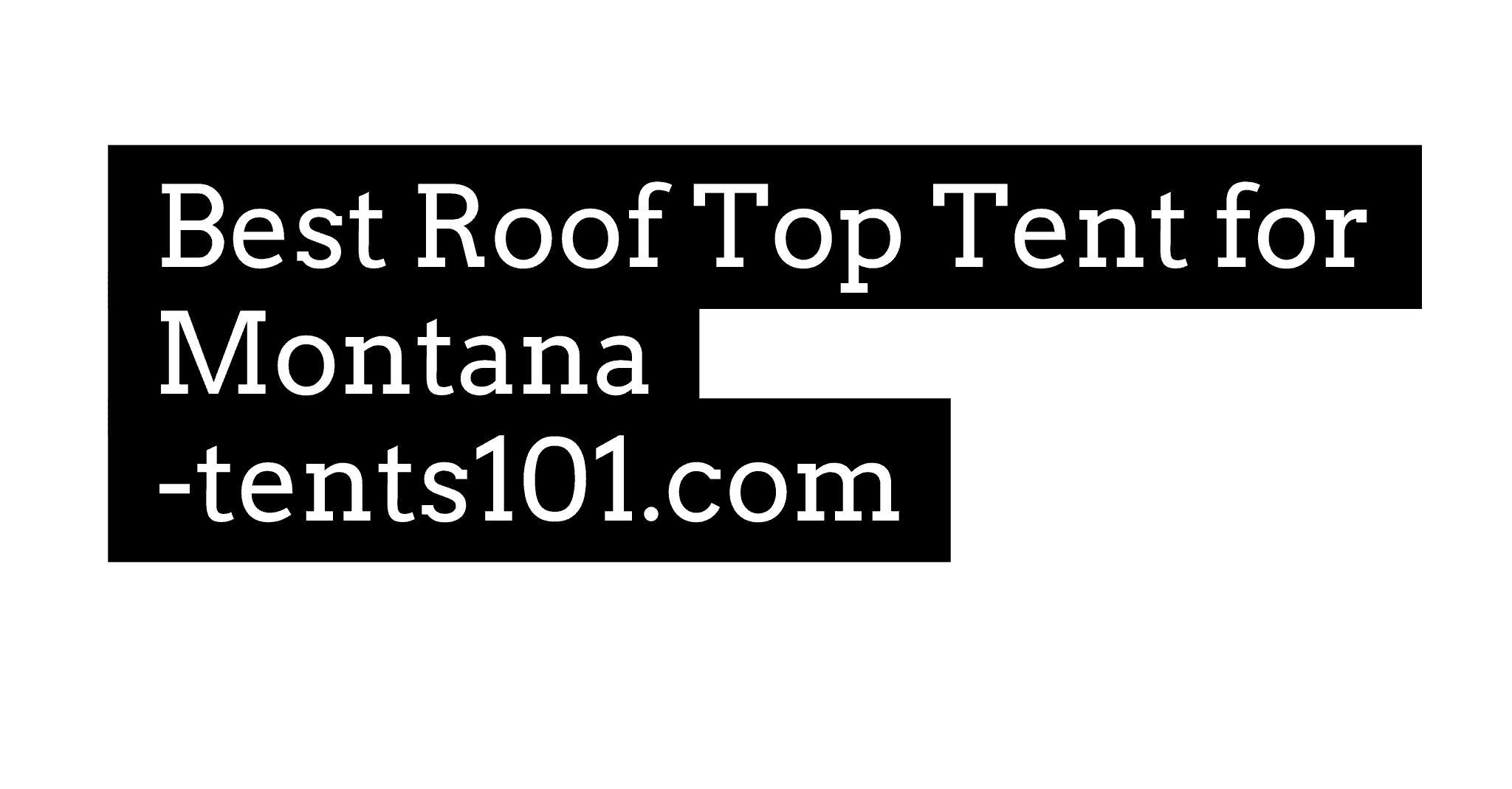 rooftop tent Montana