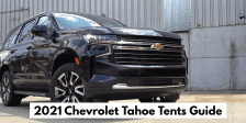 Chevrolet Tahoe roof tent guide best